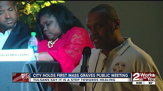 City Holds First Mass Graves Public Meeting