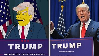 10 Simpsons Jokes That Came True - Video
