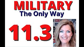 Military is the Only Way 1-21-21