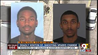 Deadly Kenton St. shooting sparks change in community - Video