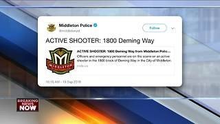 BREAKING: Active shooter reported in Middleton commercial building