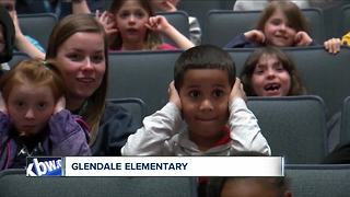 Andy Parker's Weather Machine Visits Glendale Elemenary 0502
