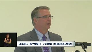 Narcotic Drug use forces HS football team to forfeit season - Video
