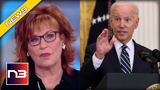 WHOA! Joy Behar TURNS on Biden with Most Liberal Attack Ever