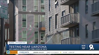 City, county leaders to set up more COVID-19 testing for UArizona off-campus students