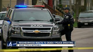 Neighbors react to deadly officer-involved shooting