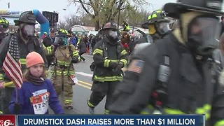 Drumstick Dash raises more than $1 million