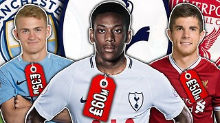 The Biggest BARGAIN Of The Transfer Window Will Be... | #SundayVibes - Video