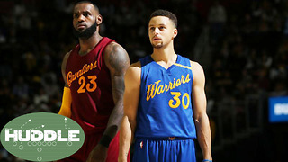 Which NBA Finals Team Is in the Most Trouble?  The Huddle - Video