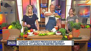 Hungry Harvest launches in metro Detroit - Video