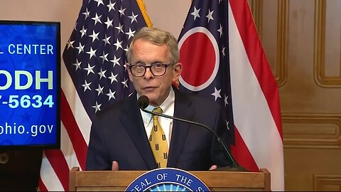 March 28 coronavirus briefing from Gov. Mike DeWine, Ohio Department of Health