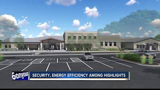 Amity's new building on track for fall opening - Video