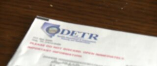 DETR unemployment fraud