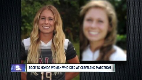 Medina Half Marathon honors the 22-year-old woman who died during the Cleveland Marathon