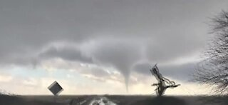 Northern California sees two tornadoes