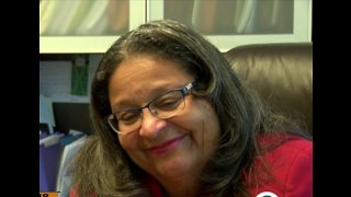 Maxine Cheesman : First black woman elected judge - Video