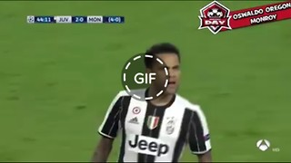Dani Alves Goal - Video