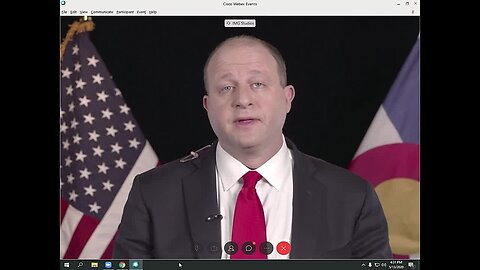 Colorado Gov. Polis gives update after meeting with President Trump
