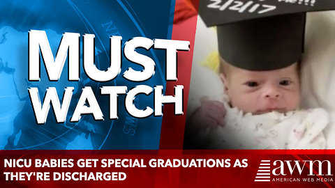 NICU Babies Get Special Graduations as They're Discharged