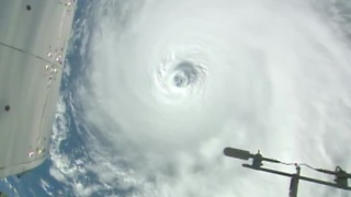 Space Station cameras capture tropical systems in the Pacific and the Atlantic - Video