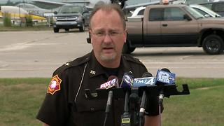 Update from Sheboygan officials after plane crash. - Video