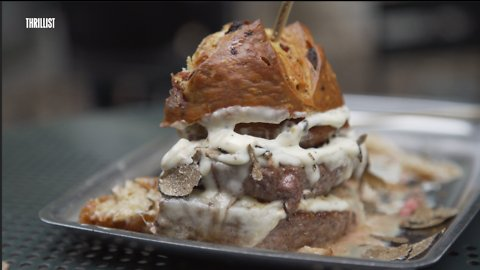 This Pop-Up Serves Truffle Everything