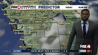 Rain chances continue through this weekend - Video
