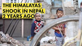 Nepal still suffering from 2015 earthquake