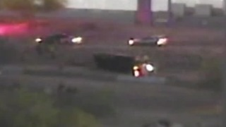 TRAFFIC: Truck rollover causes closer on Spaghetti Bowl - Video