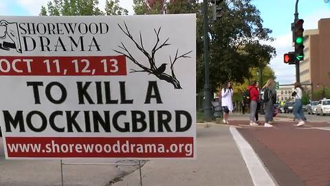 Shorewood High School cancels 'To Kill A Mockingbird' production