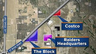 Henderson approves Raiders practice facility