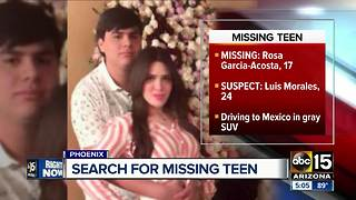 Police searching for missing Phoenix girl