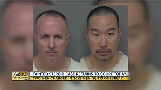 Tainted steroid case returns to court Thursday