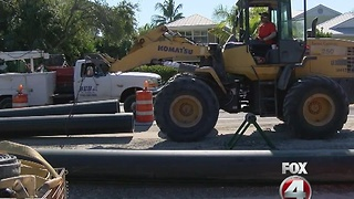 Fort Myers Beach road project gets $5M boost - Video