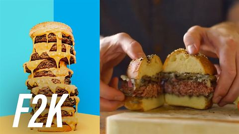 Sink your teeth into the meat-less burger of the future