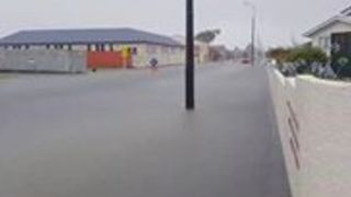 Flooding After Torrential Rain on New Zealand's West Coast - Video