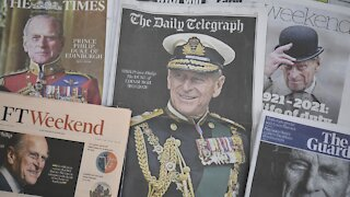 Britain Ends Mourning Period Over Prince Philip's Death