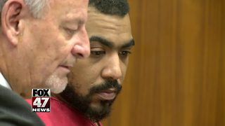 Lansing murder suspect bound over for trial - Video