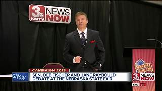 ANALYSIS: Nebraska U.S. Senate debate - Video