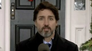 Canadians Are Not Sure How to Process Justin Trudeau Being Back At Rideau Cottage