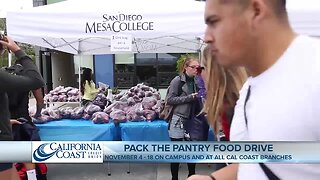 CCCU: Food Bank for San Diego College Students