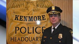 Kenmore Police Chief arrested on drug charge