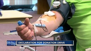 Blood donations needed this summer - Video