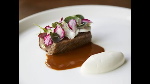 One Michelin Star organic and delicious restaurant in Hong Kong - Roganic