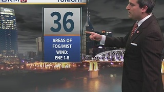Henry's Evening Forecast: Monday, December 12, 2016 - Video