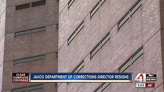 Jackson County director of corrections resigns amid problems at jail - Video