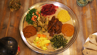 Now You Can Try Authentic Ethiopian Injera Bread at Awash in Brooklyn - Video