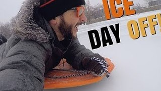 Forget Snow Days, Kids in Canada Get Ice Days - Video
