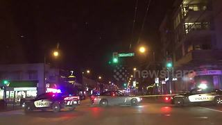 Vancouver police investigate shooting - Video