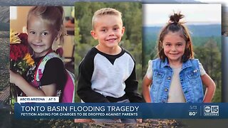 Parents in Tonto Basin flooding tragedy facing charges